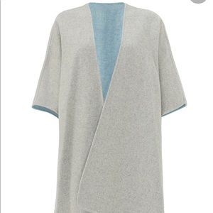Derek Lam 10 Crosby salma cape one size